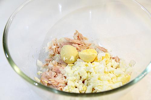 鮪魚蛋沙拉醬-090512