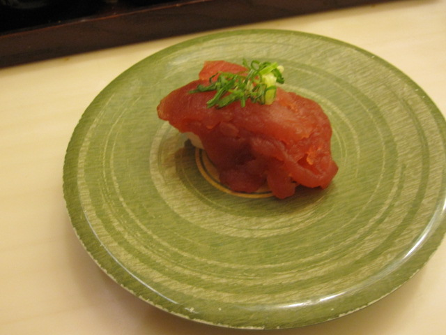 toro @sushi kaizen in Osaka