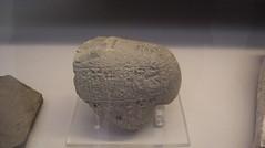 CIMG1784 (jonhurlock) Tags: london museum ancient clay britishmuseum tablet cuneiform mesopotamia mesopotamian