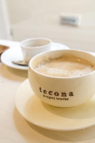 tecona bagelworks, Yoyogi Hachiman