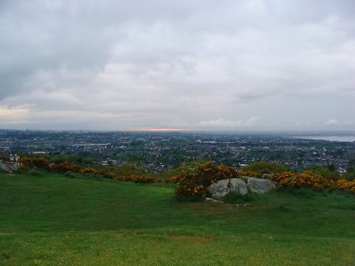 Dalkey Hill Rainy 011