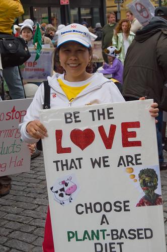 Veggie Pride Parade NYC