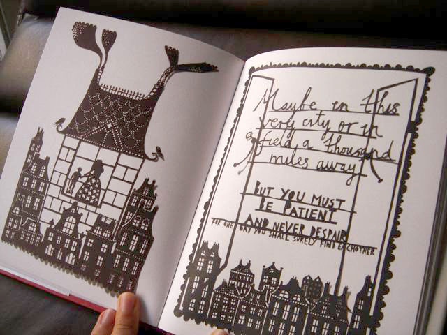 """""""This is for you"""" by Rob Ryan"""