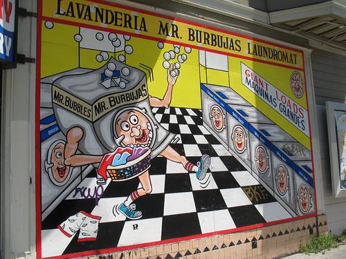 Lavenderia Mr. Burbugas
