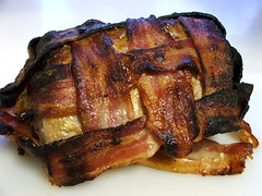 Bacon Wrapped Pork Loin