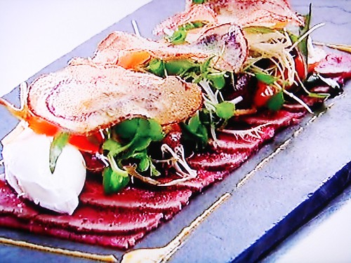 Great British Menu Starter: Kenny Atkinson for the North East