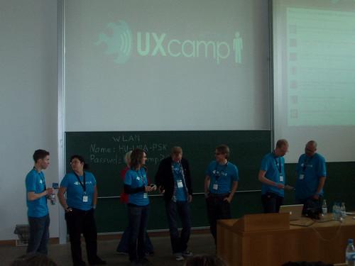 UXCamp '09 22