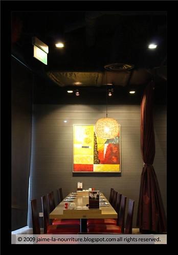 Shin Kushiya interior 2