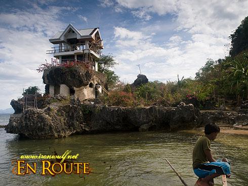 Cueva Cansubong Park Arriving