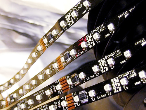 LED Serial Strips v1.0