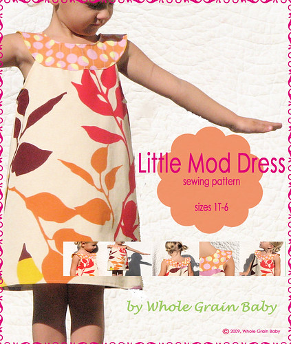 little mod dress pattern