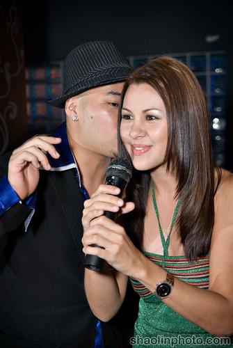 Liang and Jojo Struys