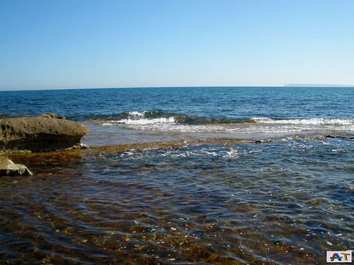 Cala Cantalar en el Cabo de las Huertas (III)
