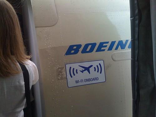 AirTran Wifi