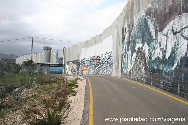 Confusão entre Palestina e Israel