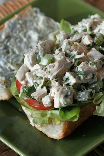Lemon-Chive Chicken Salad 1