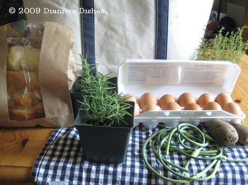 Farmer's Market 6/18/2009