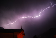 Dio esiste - God exists (scanavacca1986) Tags: storm church rain power cross chiesa electricity lightning pioggia thunder badweather croce meteo temporale tempesta elettricit rivadelgarda fulmine maltempo omot energiaelettrica salessandro scanavaccaphotography alessioscanavacca scanavacca1986