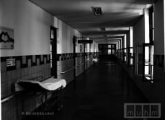 Série Passagens - de luz e de fé no Hospital Santa Clara (berega) Tags: santa clara bw hospital casa pb porto concurso alegre fotográfico misericórdia berega muhm beheregaray
