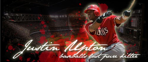 justin upton fantasy baseball 2010