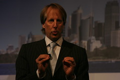 Rod Beckstrom, ICANN CEO