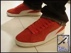 Puma x Red Panama (Professor_B) Tags: clyde og panama puma suede