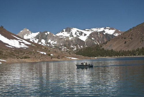 Photo of the Day: Fishing in Sierra Nevada Mts by HighSierraCowboy