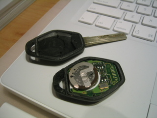 Bmw Key Fob Battery >> Diy Replacing Battery In Key Fob Xoutpost Com