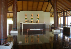 Lobby of Amari Trang Beach Resort, Thaialnd