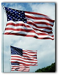 Happy birthday America (Henny H. Riedmller) Tags: usa flags 4thofjuly independenceday starsandstripes happybirthdayamerica