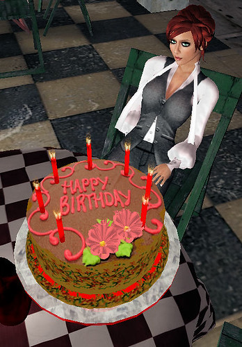 Happy Birthday (7-2-9) Part 2