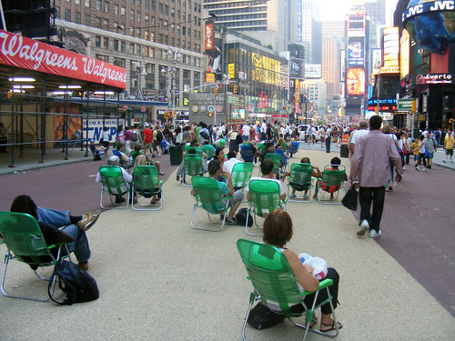 On the Times Square shore... acnatta/Flickr