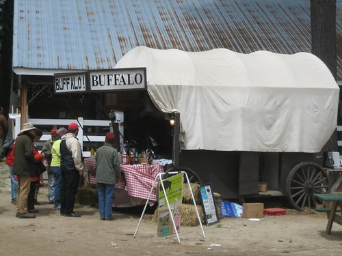 Buffalo Vendor
