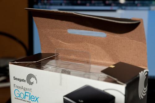 Seagate FreeAgent Goflex 1TB