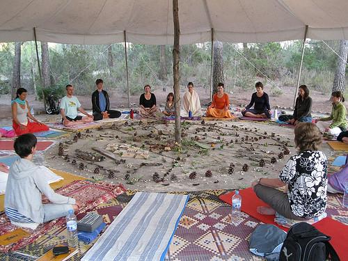 Featured Ibiza retreat: 10 day Pranayama & Meditation
