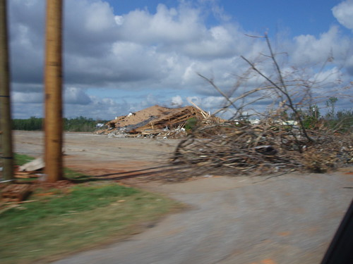 Tornado Damage 2, North Alabama