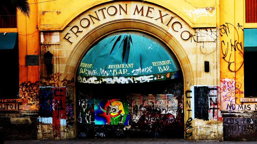 Fronton México...