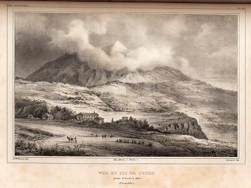 013-Vista del Pico del Teide tomada desde Icod Alto- Tenerife