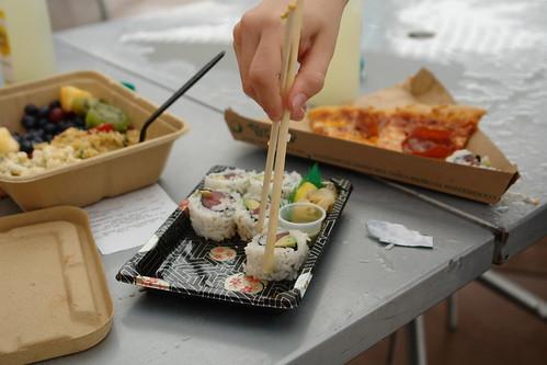 Sushi Thief