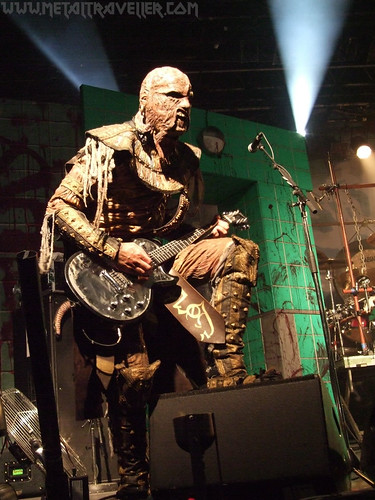 Lordi live in Paris 2009