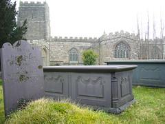 St Beuno`s church & graveyard (jazzebbess) Tags: churches graves northwales ecsochistory clynnogfawr