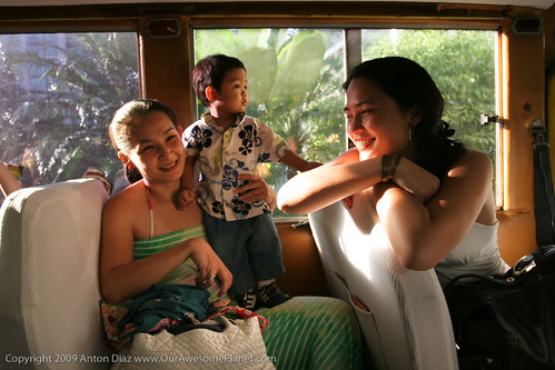 Jeepney tours Sunset Cruise