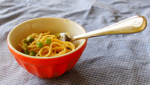 sesame noodles_ a portion