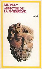 M I Finley, Aspectos de la antigüedad