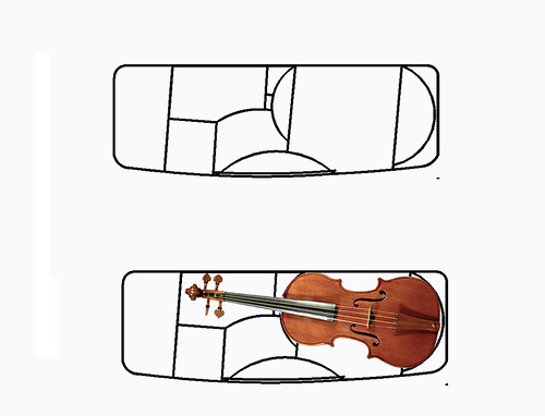 New violin currect way x2