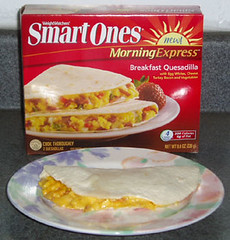 Smart Ones - Morning Express Breakfast Quesadillas