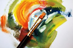 Color Me! (AgniMax) Tags: abstract color art colors watercolor painting colorful colours watercolour beautifulcolors amazingcolors colorpallet watercolorpainting colormyworld coolcolors colormix ssstudio lovelycolors awesomecolors colourartaward artisticcolors