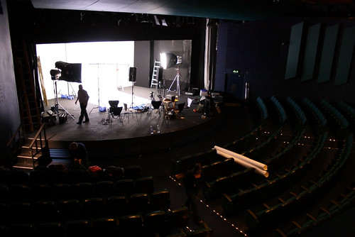 167 Screen Tests - Liberty Hall Theatre
