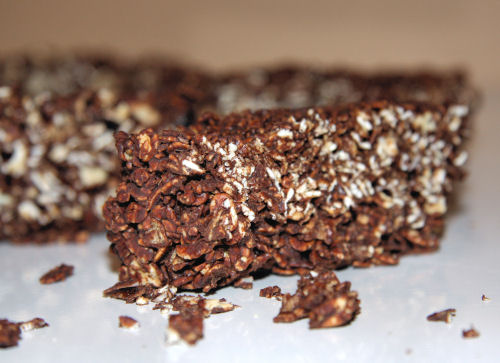 Chocolate Muesli Bar 0897