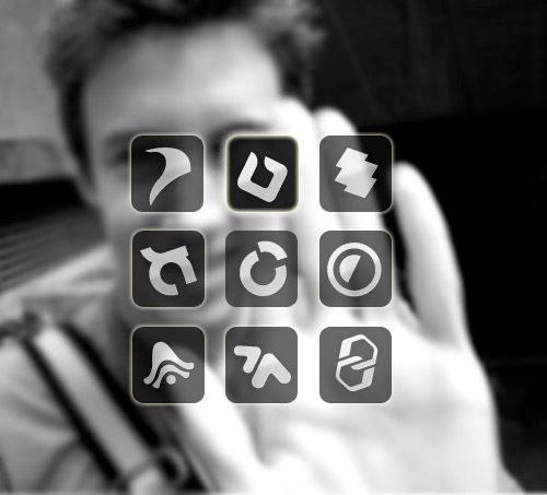 Iconos touch